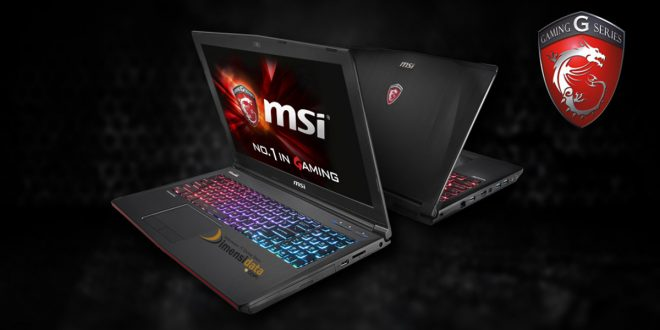 merk laptop msi