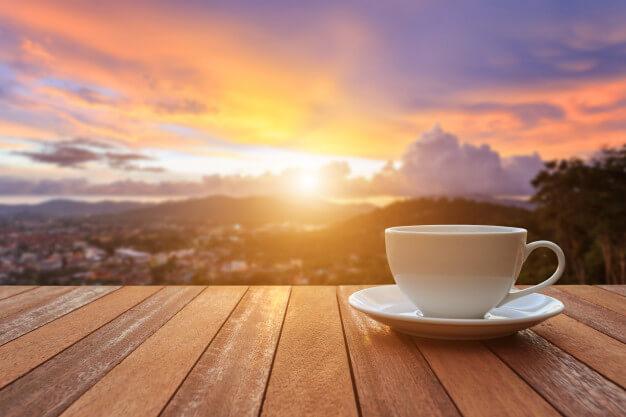 Kata Kata Coffee Senja