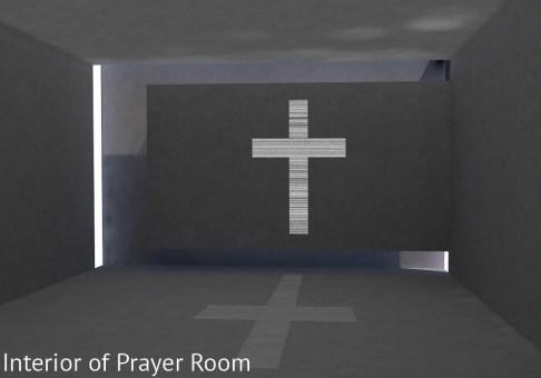 prayer room interior