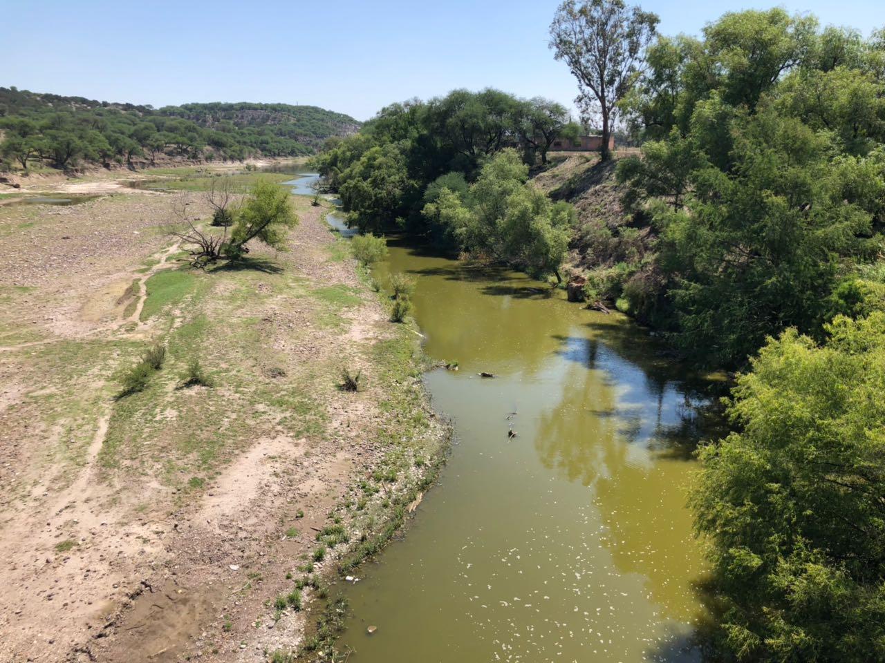 El Zapotillo trasvase agua León
