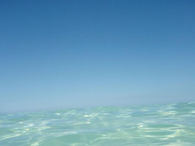 Вид с острова Кайо-Санта-Мария. Куба. Фото
