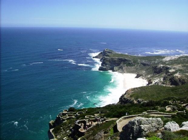 Мыс Доброй Надежды (ЮАР). Фото
