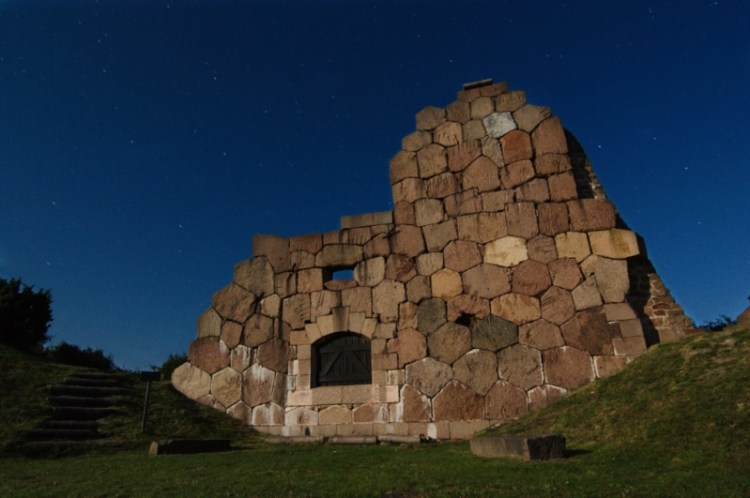 Крепость Бомарсунд. фото