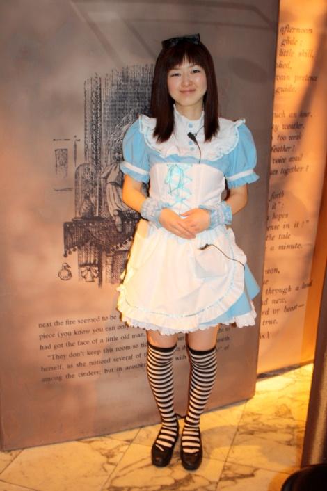 Ресторан по мотивам Алиса в стране чудес Ресторан по мотивам Алиса в стране чудес Ресторан по мотивам Алиса в стране чудес от Fantastic Design Works. Фото