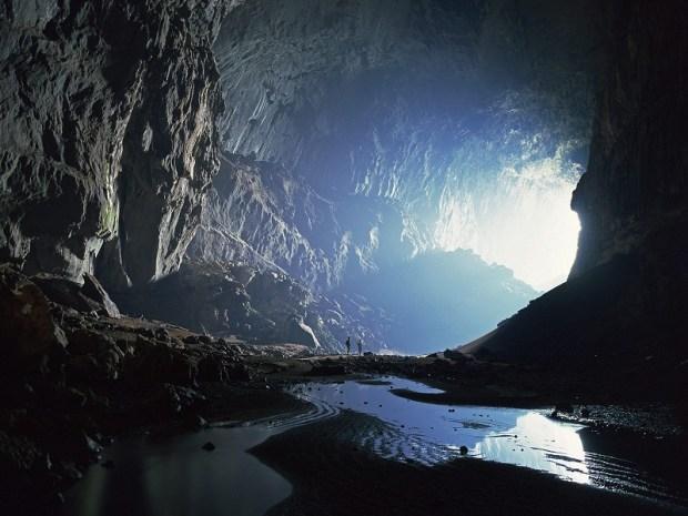 Пещера. Остров Калимантан. Фото