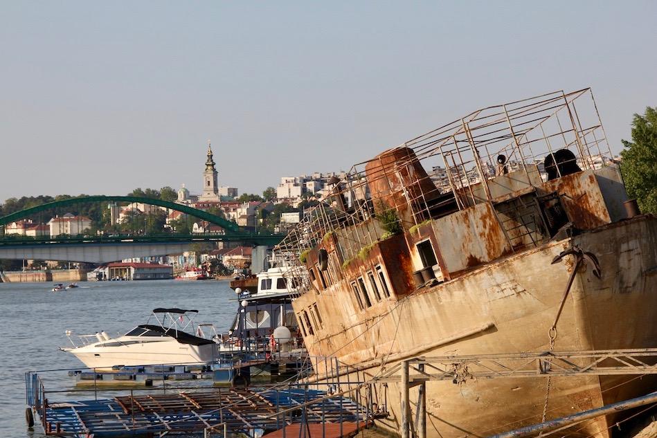 En storbyweekend i det hippe Beograd