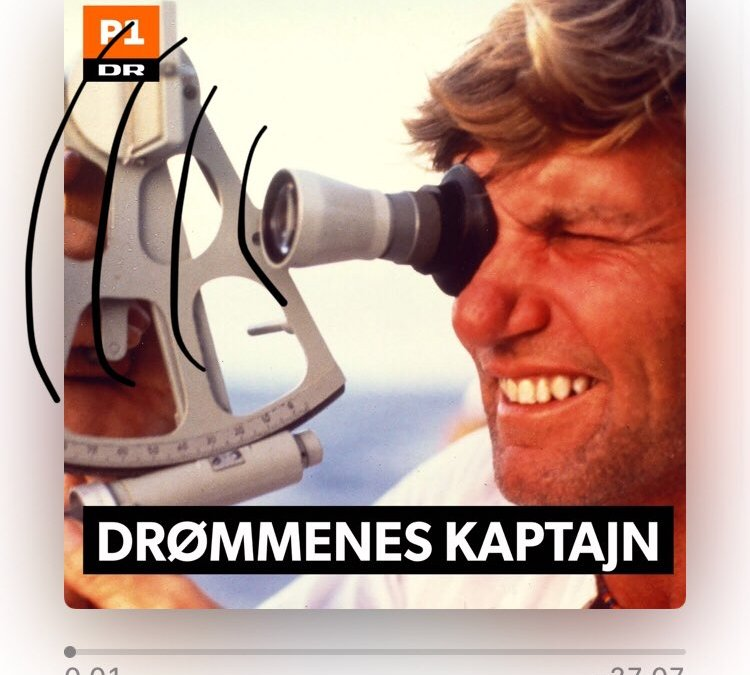 Med drømmenes kaptajn i ørerne