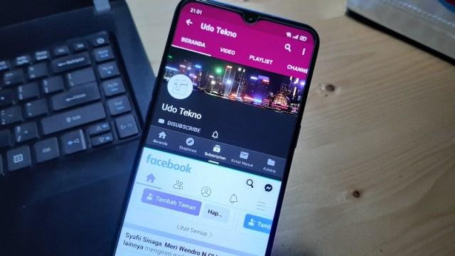 Cara Split Screen di HP Realme Terbaru