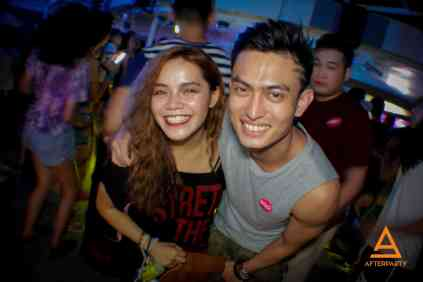 Alwyn Cruz with UDOU AfterParty at Oh Ship Hydro Laboracy
