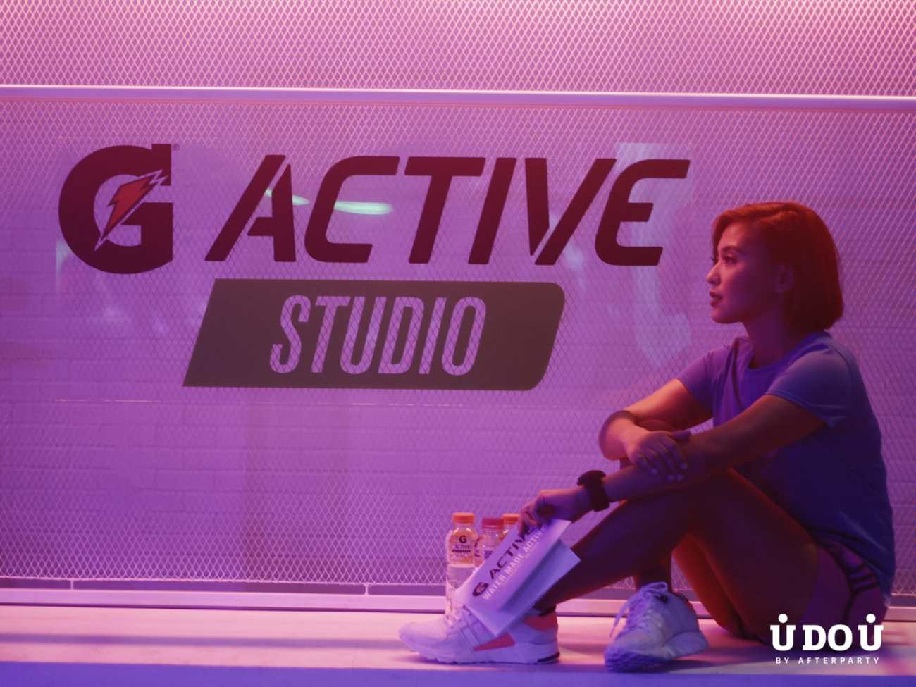 Joyce Pring for G-Active Studio