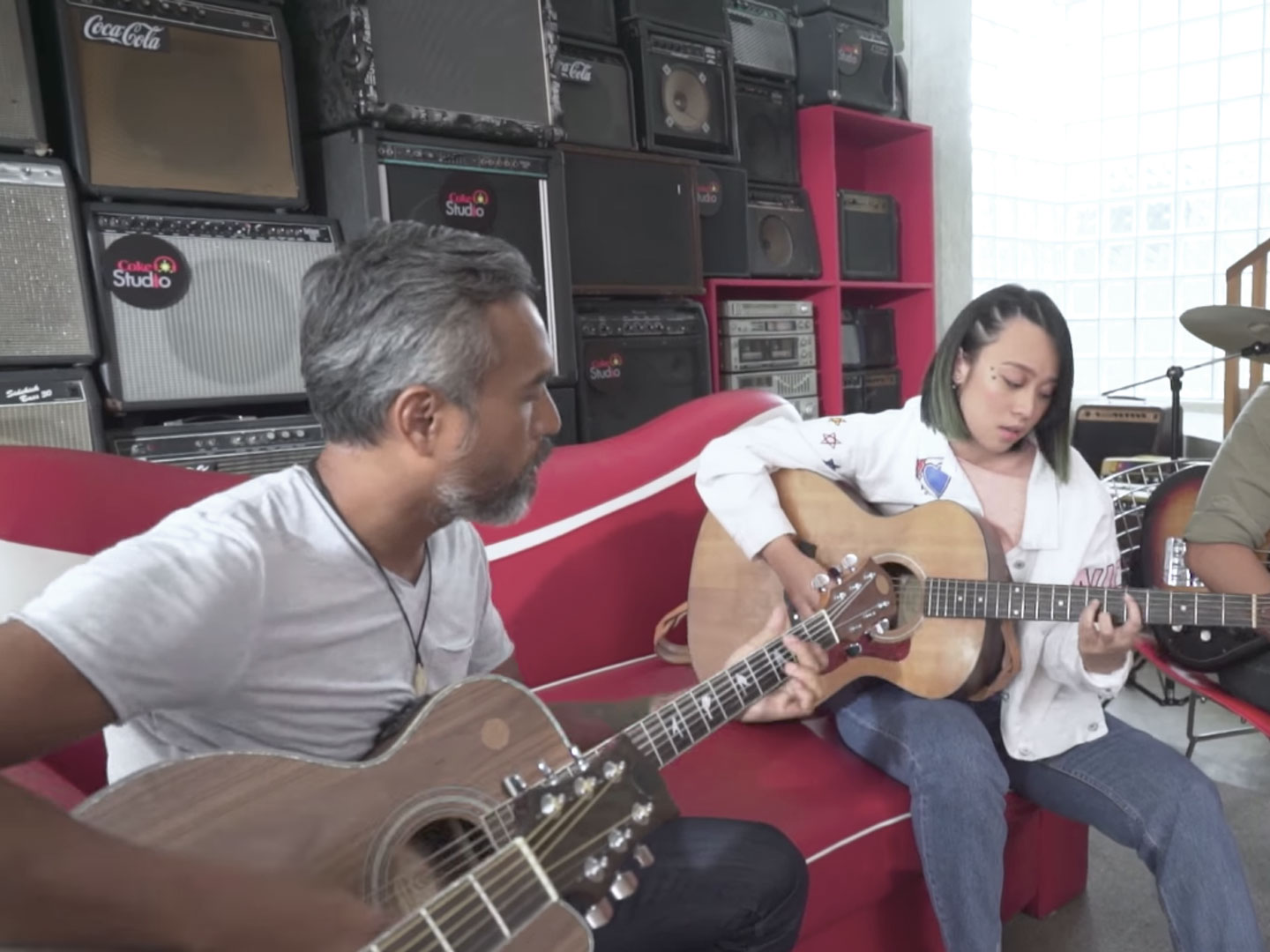 Franco and Reese Lansangan collaborate for Coke Studio Ph