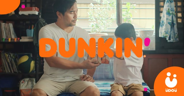 this new dunkin donuts ad will make you go aww