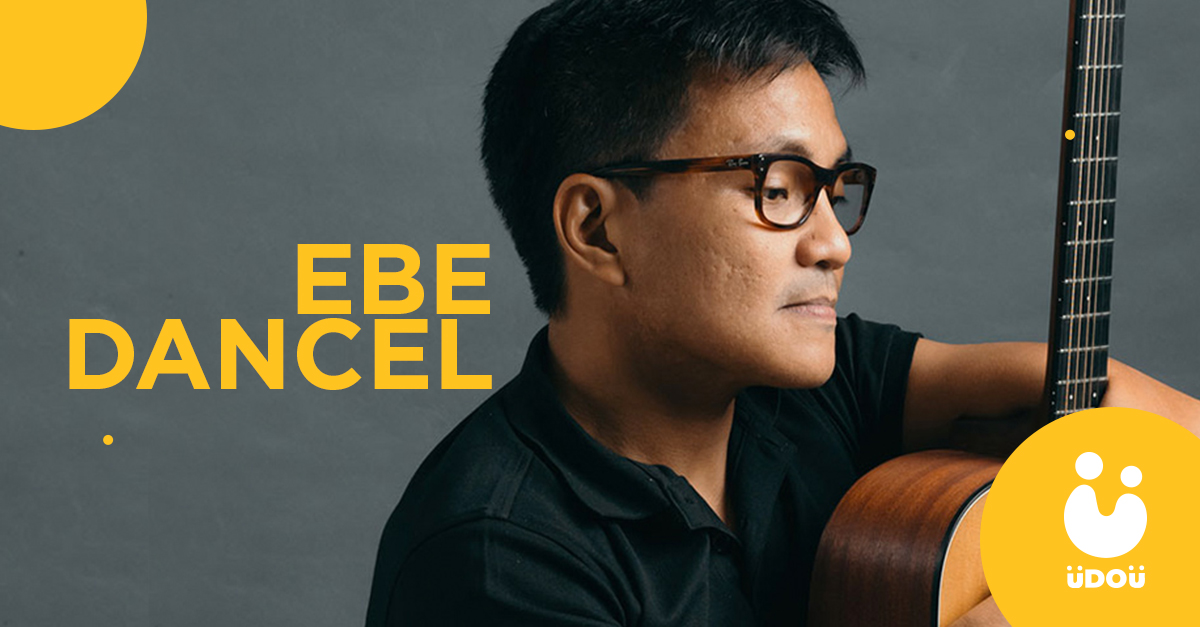Ebe Dancel celebrates 20 years in music