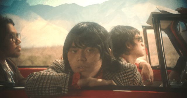 IV of Spades' Blaster Silonga in Come Inside Of My Heart MV