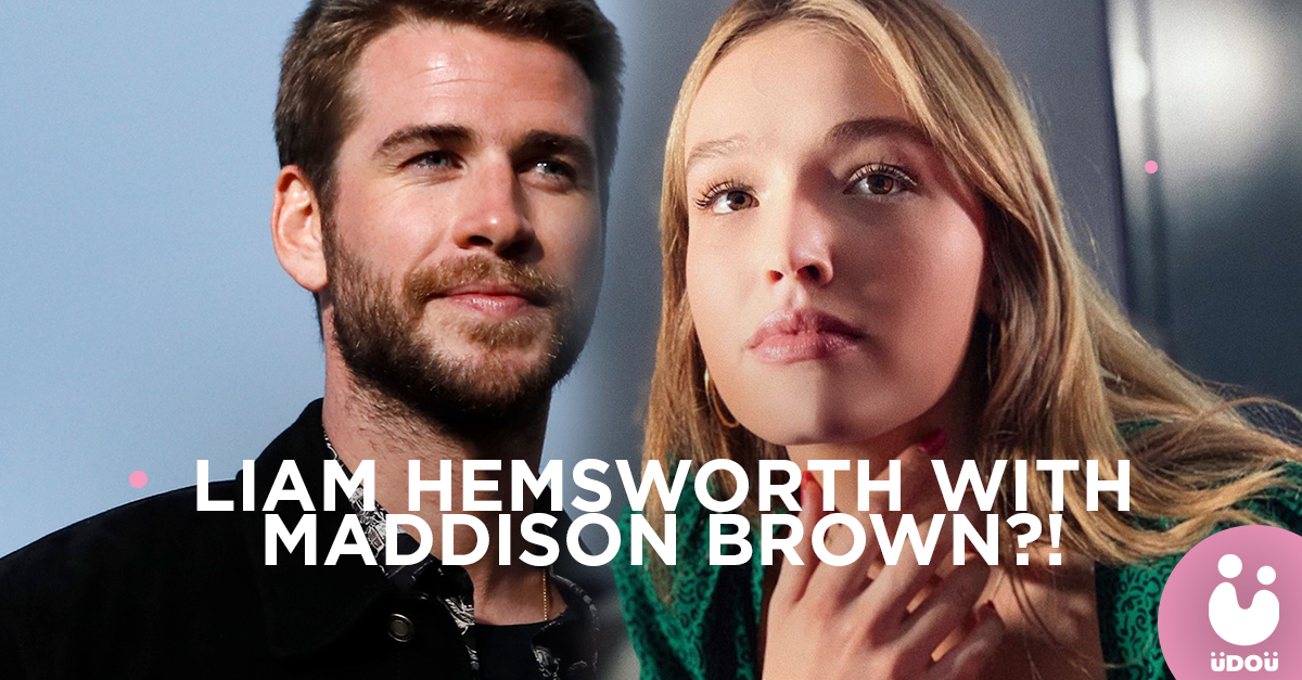 Liam Hemsworth spotted making out with Maddison Brown!