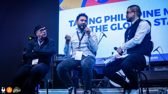 Sonik Philippines Taking Philippine Music to the Global Stage talk