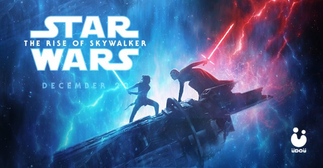 Star Wars: The Rise of Skywalker Trailer U Do U Header