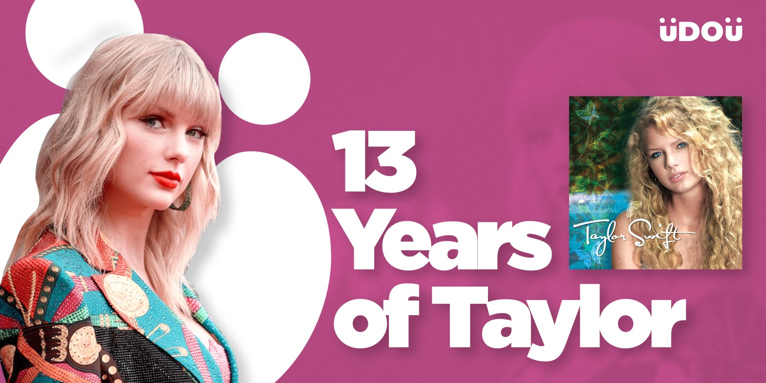 13 Years of Taylor Swift U Do U Header