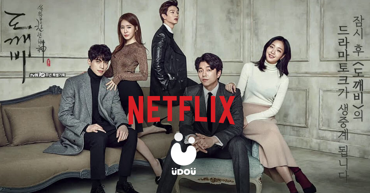 Goblin Release on Netflix U Do U Header