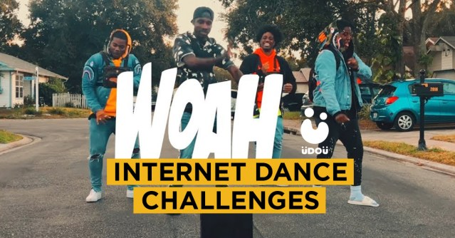 Internet Dance Challenges 2019 U Do U Header