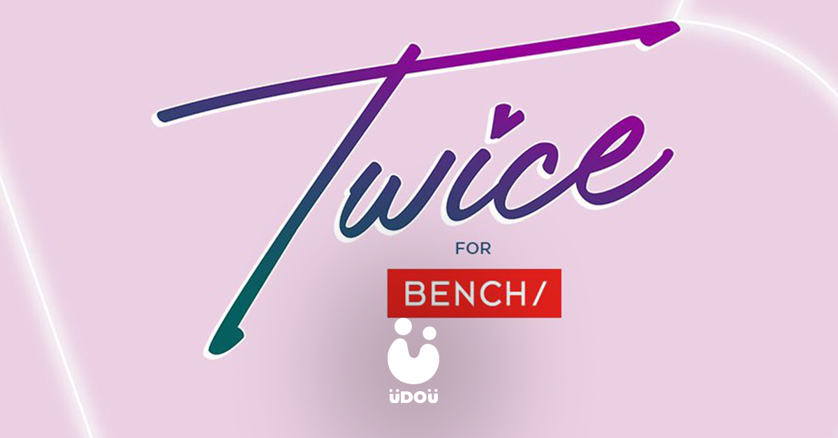 TWICE for Bench U Do U Header