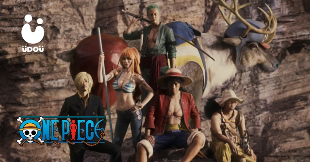 One Piece live-action Netflix