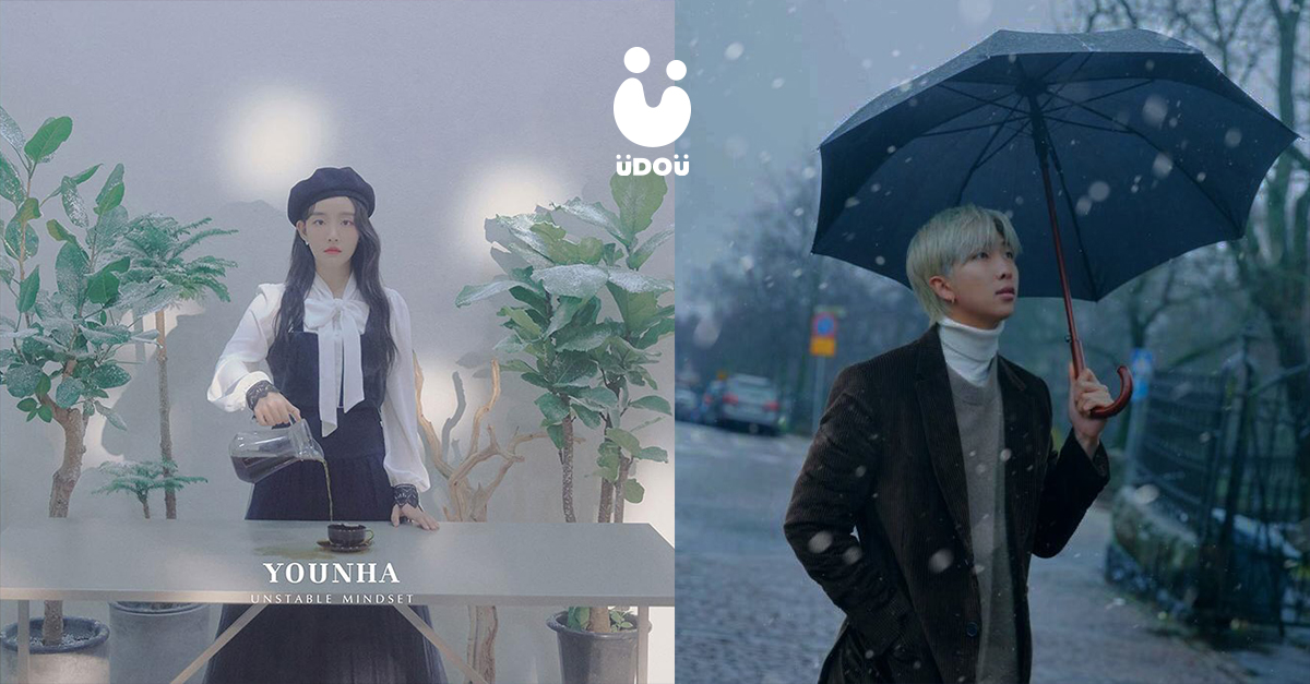 Winter Flower by Younha feat. RM U Do U Header