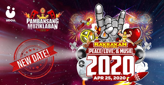 Rakrakan Festival 2020 Rescheduled