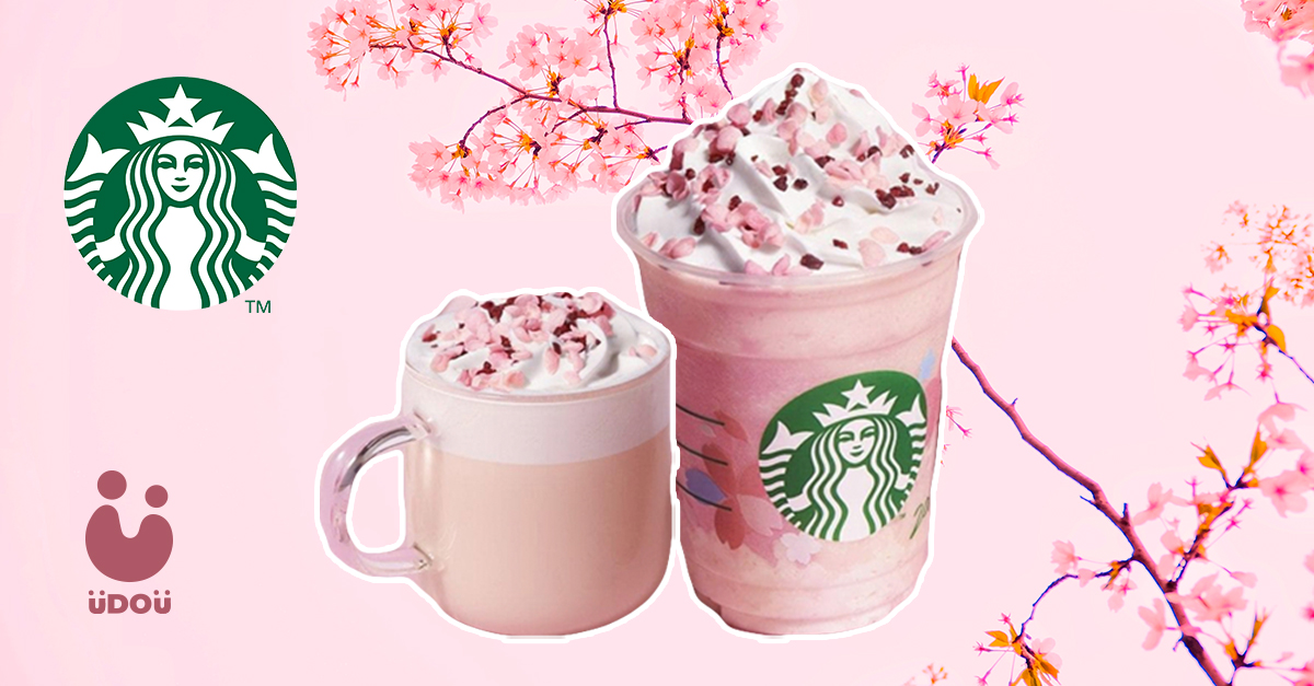 Starbucks Japan Cherry Blossom