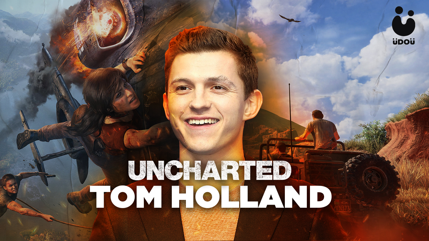 Uncharted Starring Tom Holland As Nate Has Started Production