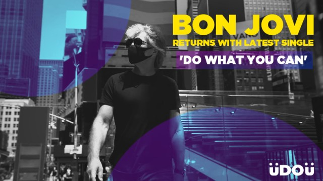 New bon jovi song 2020