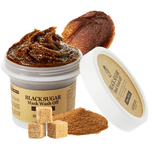 Skinfood Black Sugar Mask Wash Off Exfoliating Scrub - cheap effective exfoliating scrubs philippines