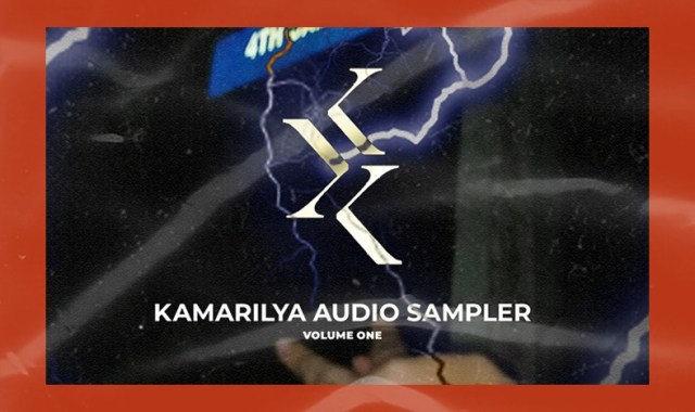 Kamarilyo Audio Sampler Vol1