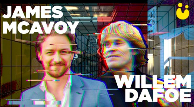Willem-Dafoe-and-James-McAvoy-Star-in-12-Minutes-Video-Game