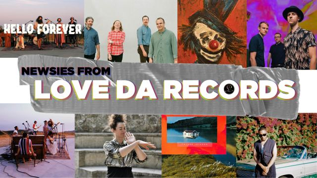 Love Da Records releases new music!