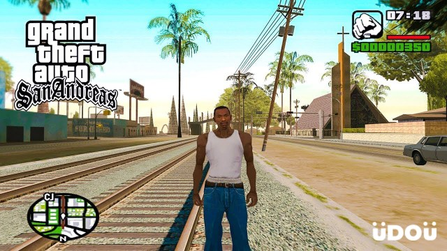 GTA San Andreas Remake