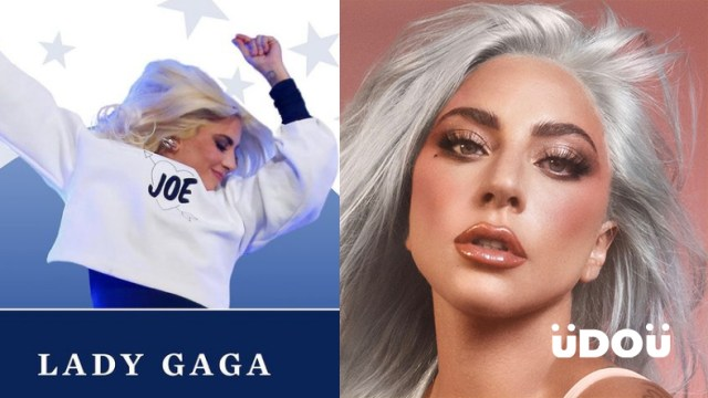 Lady Gaga to Sing National Anthem for Biden-Harris Inauguration