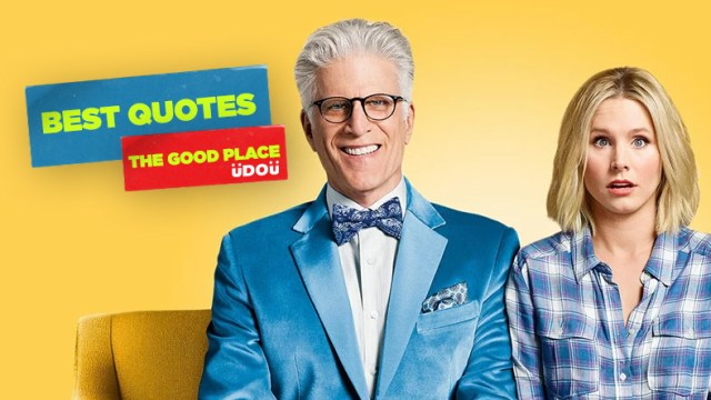 10 Best 'The Good Place' Quotes About Love