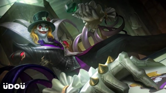 Khufra Starlight Skin Dreadful Clown