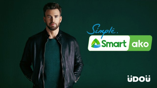 Chris Evans is the new Smart ambassador | uDOu PH