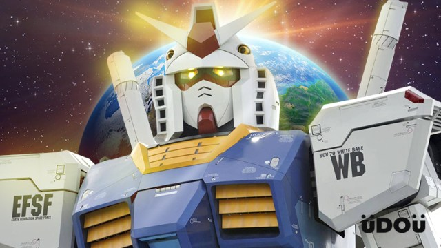 Gundam Live-Action Film In The Works At Netflix