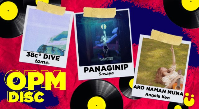 OPM Disc | Listen to tome., Sasaya, and Angela Ken