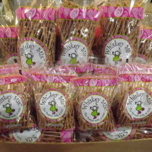 Mixed Case of our amazing pretzel sticks