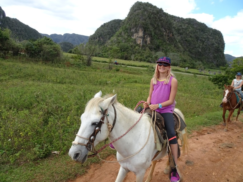 Amalia and Palamo, Viñales