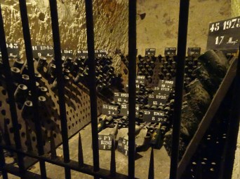 Pommery has up to 20 million bottles in its cellars. Here's the cream of the crop
