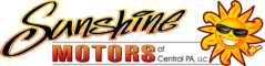 sunshine motors buy here pay here logo