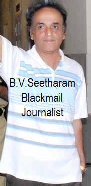 B.V.Seetharam of Karavali Ale