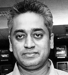 Rajdeep Sardesai deserves kudos for stopping misuse of his name by blackmail journalist B.V.Seetharam