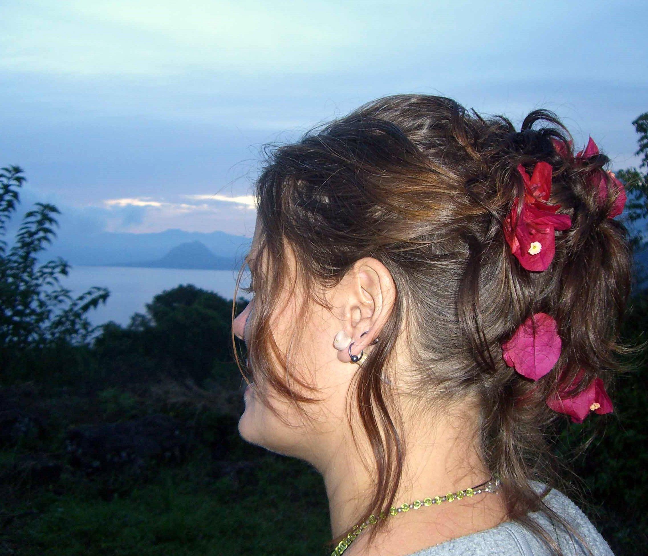 Blessing Day at Lake Atitlan