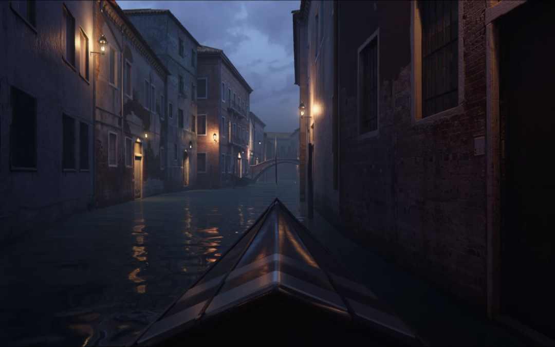 Venezia for Rift: check our new Oculus Rift UE4 Demo